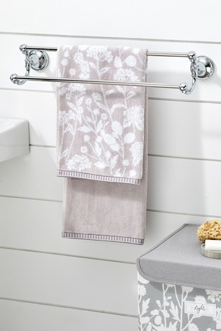 Harlow Double Towel Rail