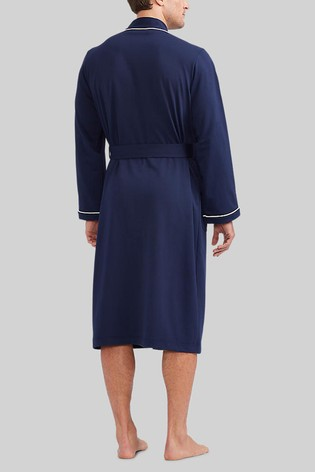 Polo Ralph Lauren Jersey Kimono Dressing Gown Robe