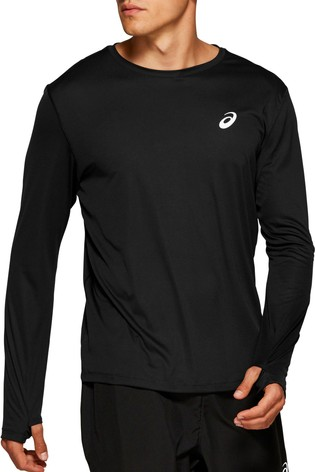Asics Mens Black T-Shirt