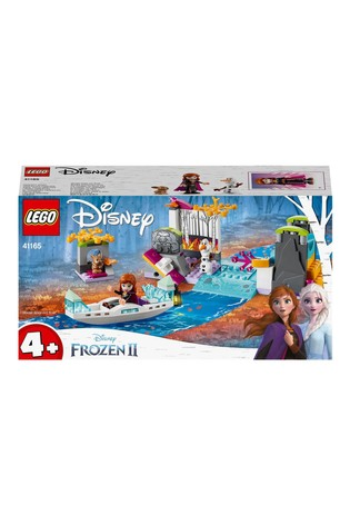 LEGO Disney™ Frozen 2 Anna's Canoe Expedition 41165
