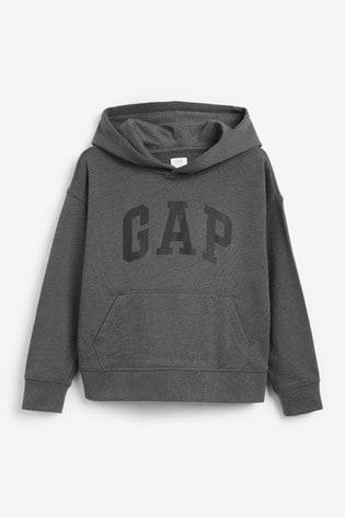Gap Arch Logo Pullover Hoodie