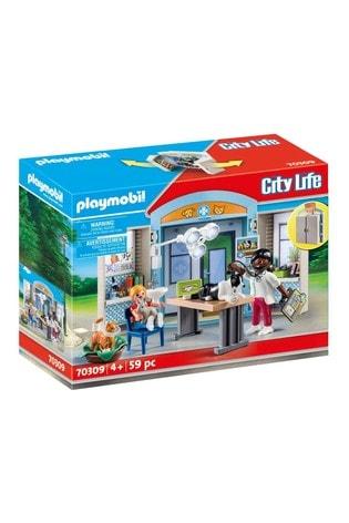 Playmobil® Play Box Vet Clinic