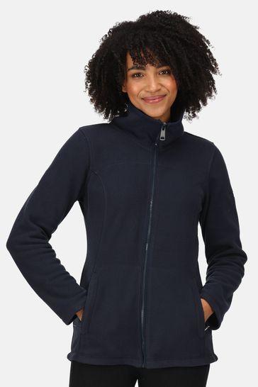 Regatta Blue Fayona Full Zip Fleece Jacket