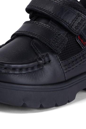 Kickers Infants Carter Hike Leather Shoes