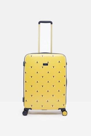 Joules Botanical Bee Suitcase Medium