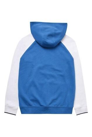 Original Penguin® Raglan Stamp Hoodie