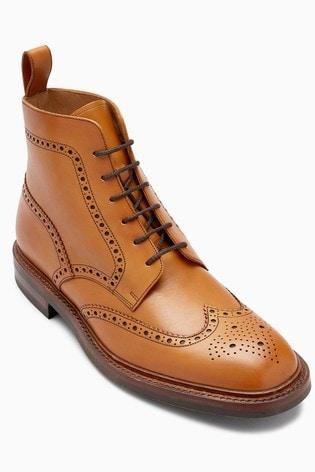 Loake Brogue Boot
