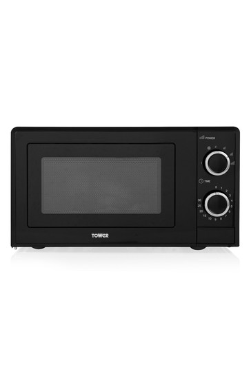 700w Manual Microwave by Tower