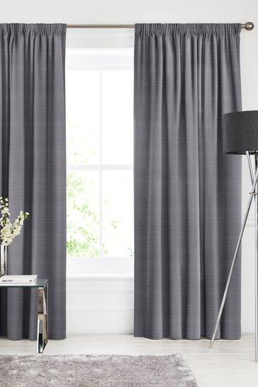Mercury Grey Jasper Made To Measure Curtains