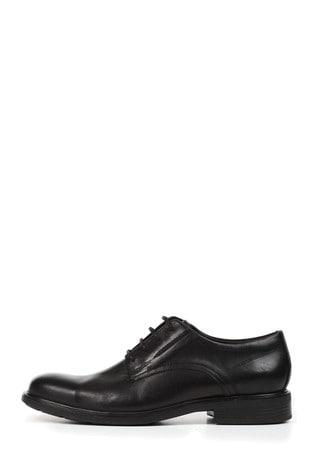 Geox Men's Dublin Black Shoes