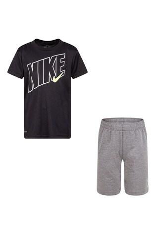 Nike Little Kids T-Shirt And Short Set