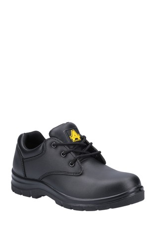 Amblers Safety Black AS715C Safety Shoes