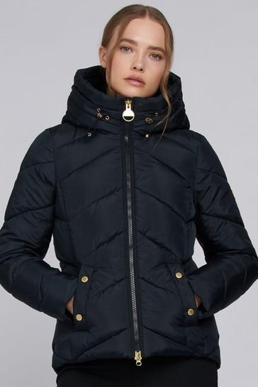 Barbour® International Motegi Puffer Quilted Jacket