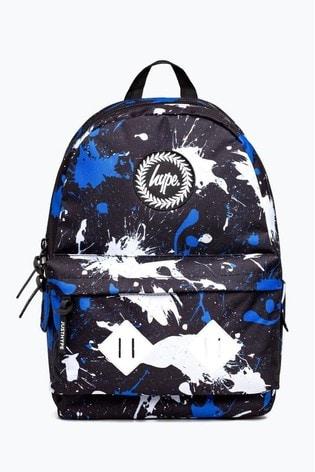 Hype. Large Splatter Explorer Backpack