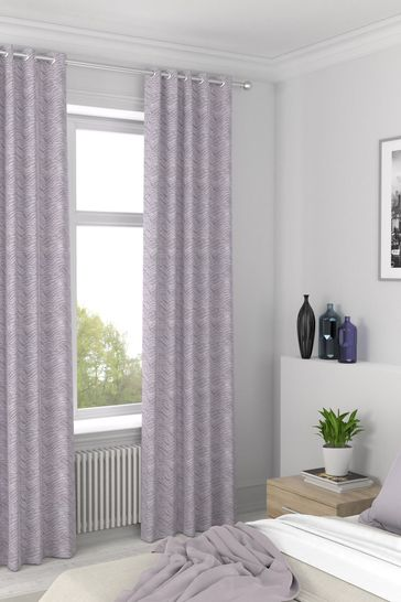 Bronte Pebble Natural Made To Measure Curtains