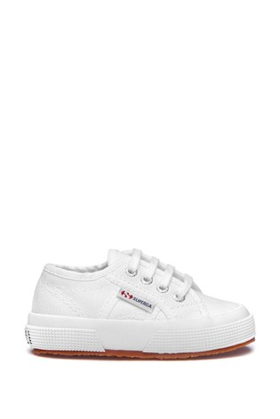 Superga® 2750 Junior Cotu Classic Lace Trainers