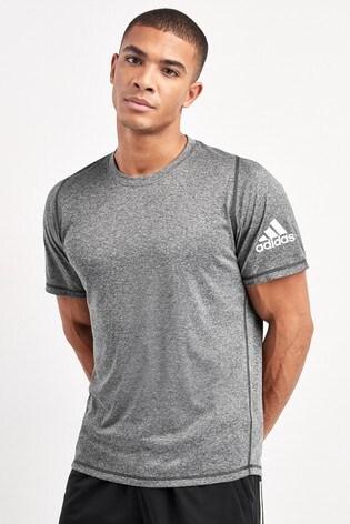 adidas Grey Freelift Sport Ultimate T-Shirt