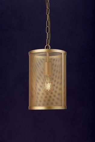 Chantilly 1 Light Pendant by Searchlight