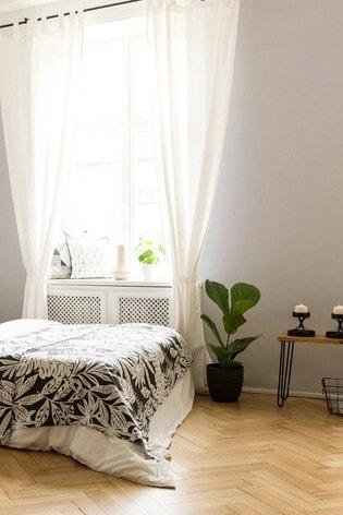 Art For The Home Light Grey Fresco Fresca Plain Wallpaper