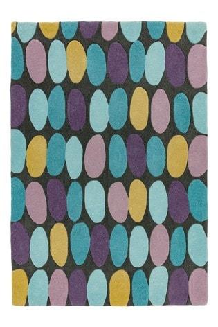 Matrix Spots Wool Rich Rug by Asiatic Rugs