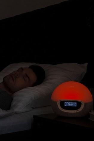 Lumie Bodyclock Shine 300 Wake Up Alarm Clock