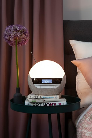 Lumie Bodyclock Luxe 700FM Wake Up Alarm Clock