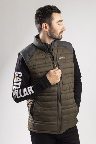 CAT® Green Defender Insulated Vest