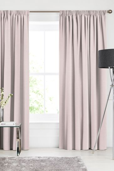 Soho Rose Pink Made To Measure Curtains