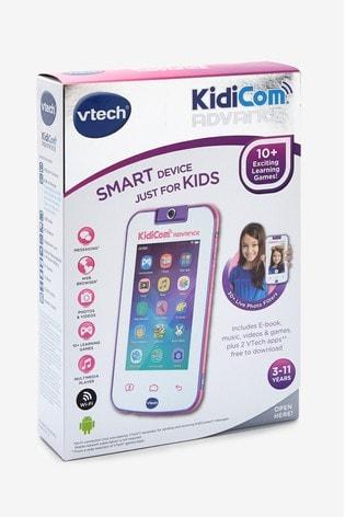 VTech Kidicom Advance Pink Smart Phone Device 186653