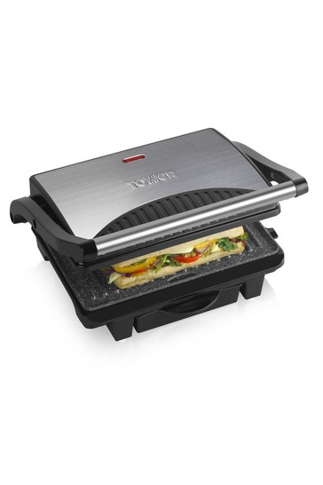 Ceramic Health Grill Griddle by Tower