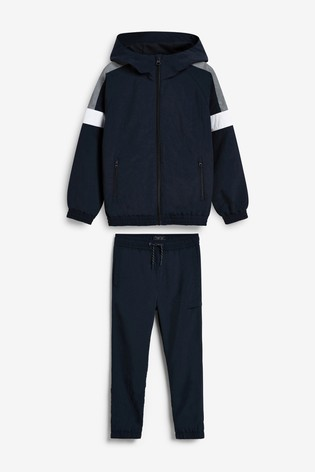 Navy Tracksuit (3-16yrs)