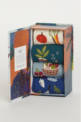 Thought Allotment Sock Box