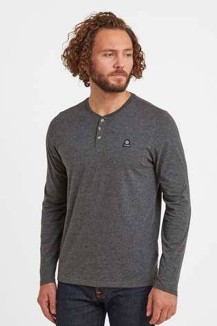 Tog 24 Hayne Mens Long Sleeve Grandad T-Shirt