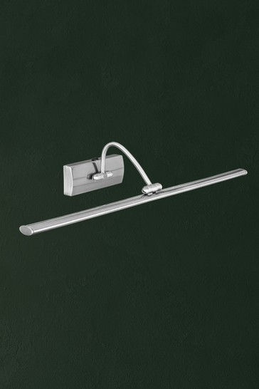 Dew LED Picture Light With Adjustable Head by Searchlight