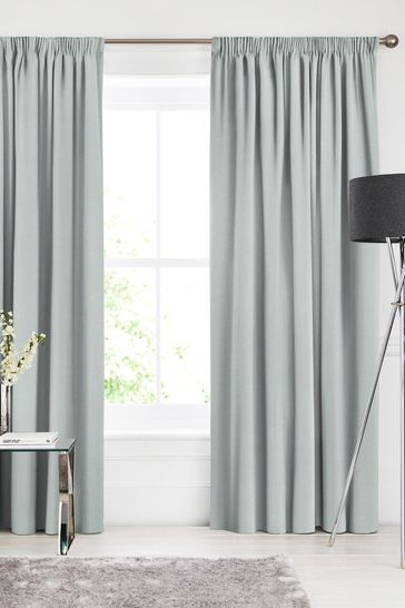 Soho Spa Green Made To Measure Curtains