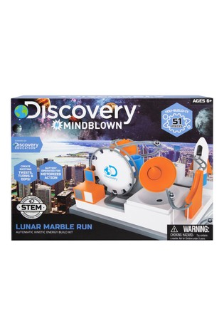 Discovery Mindblown Toy Marble Run Stunt Small