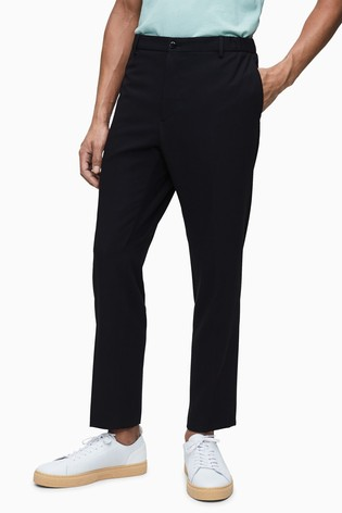 Calvin Klein Black Light Tech Tapered Trousers