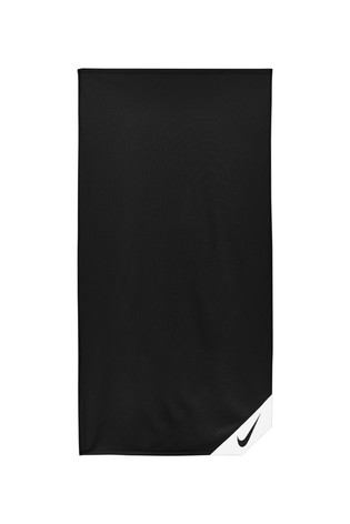 Nike Black Small Cooling Towel
