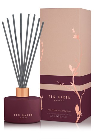 Ted Baker Pink Pepper 200ml Diffuser