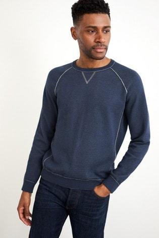 White Stuff Nachoota Reversible Crew Sweater