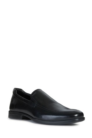 Geox Mens Calgary Black Shoes