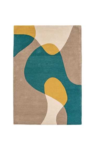 Asiatic Rugs Matrix Geo Wool Rich Rug