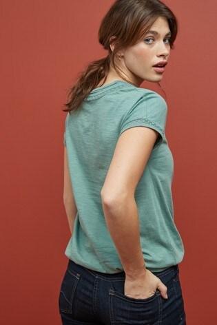 Green Bubblehem T-Shirt