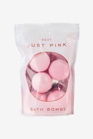 Just Pink Bath Bomb Gift Set