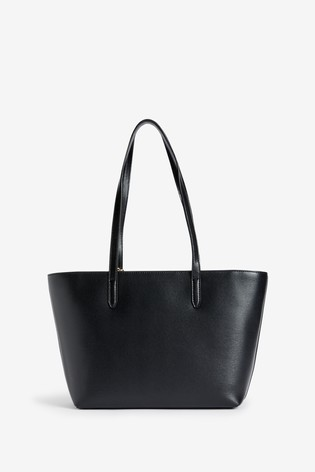 DKNY Bryant Large Leather Shopper Tote Bag