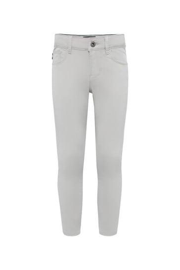Boys Grey Jeans