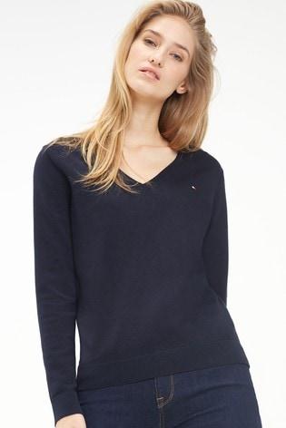 Tommy Hilfiger Heritage V-Neck Sweater