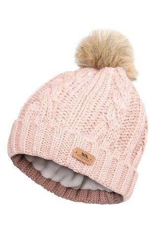 Trespass Pink Lillia Hat