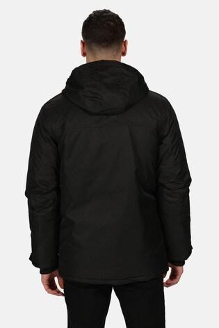 Regatta Black Stypher Waterproof Jacket