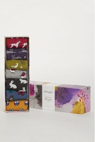 Thought Fauna Fauna Sock Pack